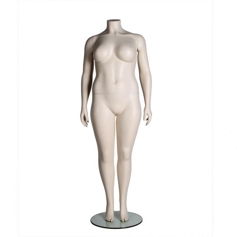 Hindsgaul kopflose Damenfigur +size