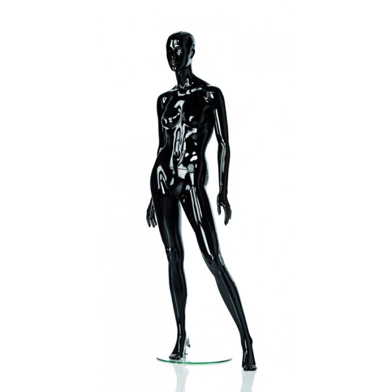 Hindsgaul High Gloss Black Damenfigur
