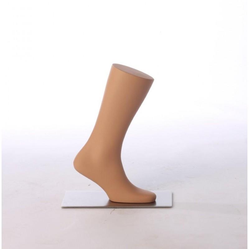 Leg for stocking