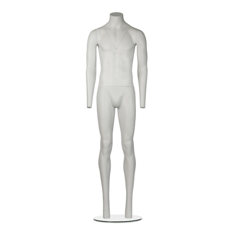 Slim Fit Packshot Herrenfigur – Ghost-Mannequin
