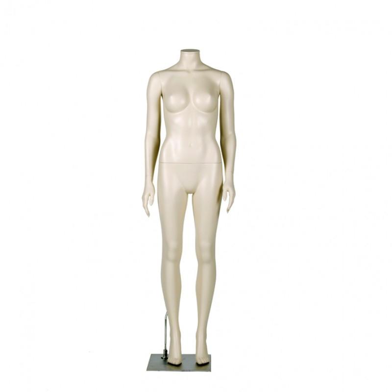 Variable Damenfigur – Aufrecht - Darrol 700-Serie – mit Neck-Lock System